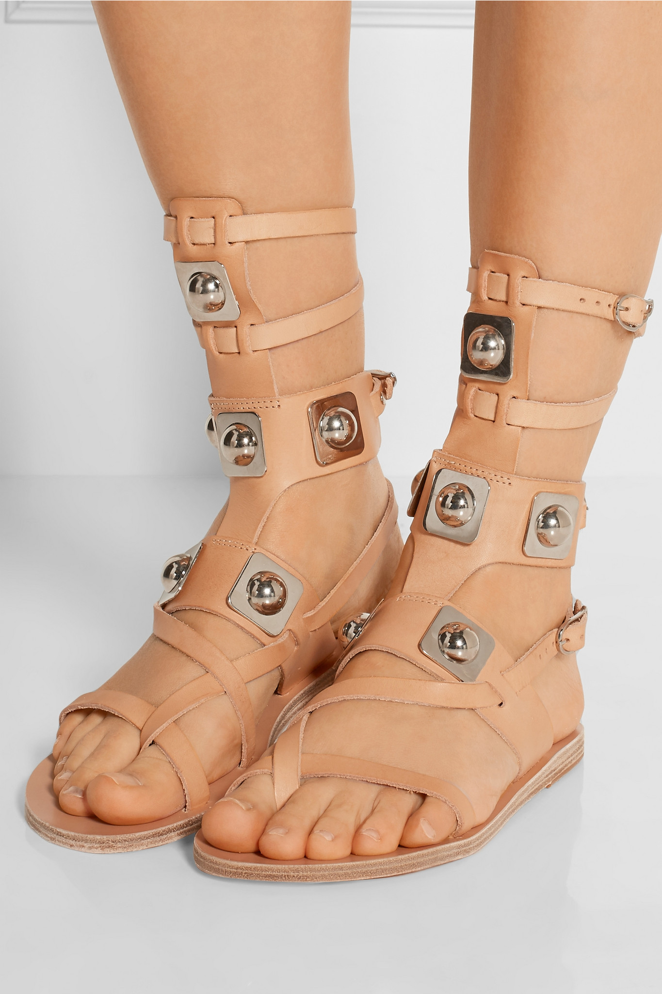dc2e2f54597b Gallery. Previously sold at  NET-A-PORTER · Women s Gladiator Sandals ...