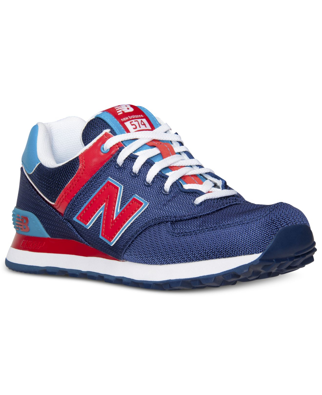 New Balance Men Casual Suede Slip On Shoes