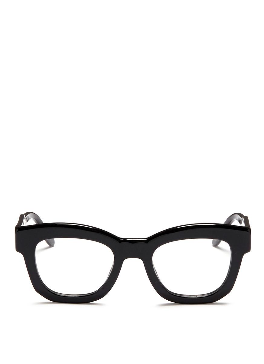 de montura Gafas rectangular Stella Mccartney 8fqwq