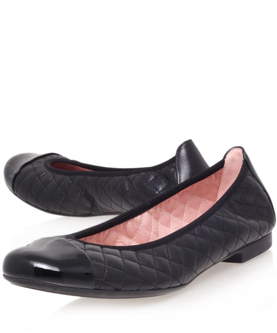 Pretty Ballerinas Leather Ballet Flats