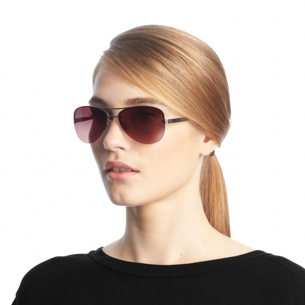 dce562f1d09e ... discount code for lyst coach jasmine sunglasses in purple cb399 8bdcb