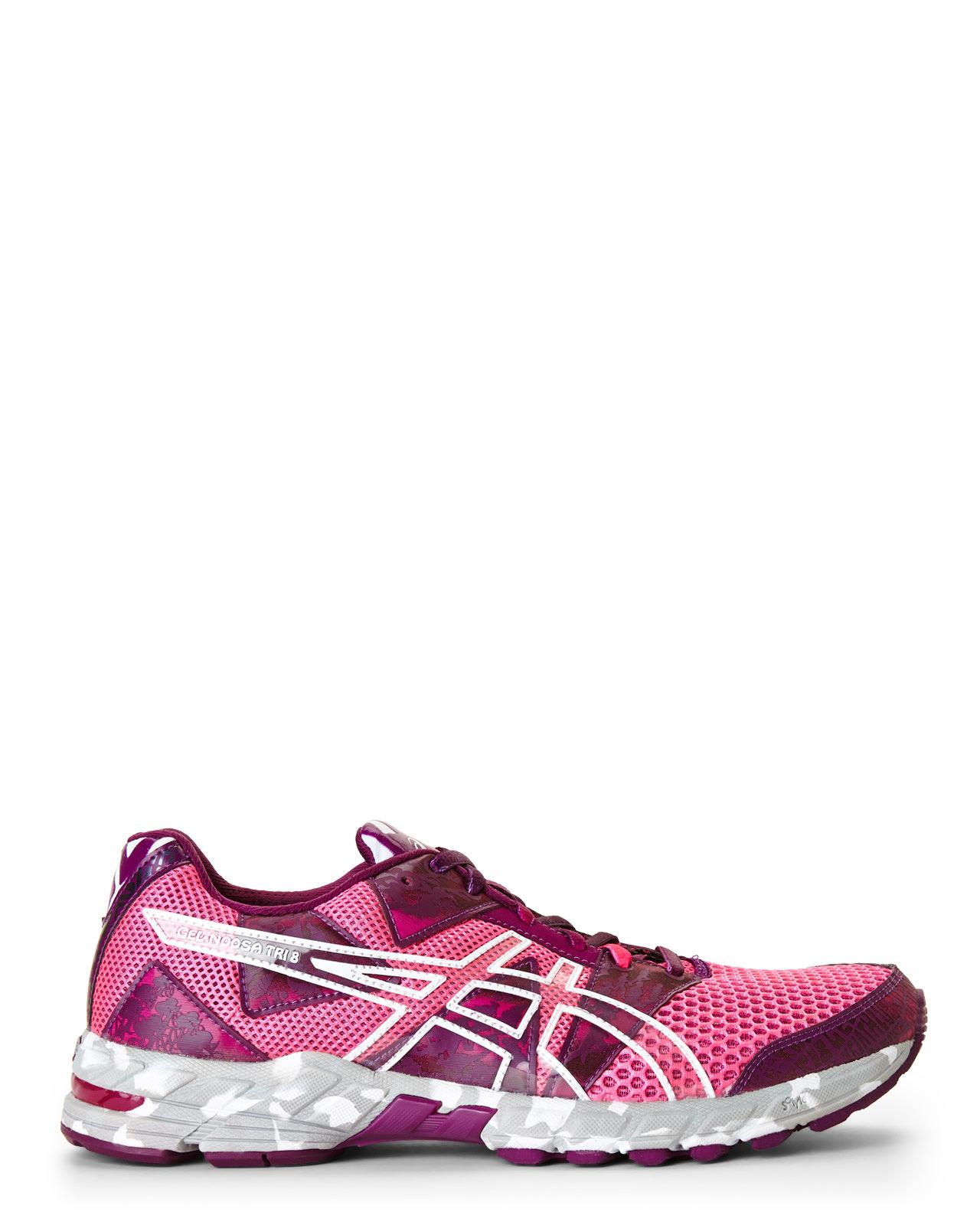 asics metrolyte gem walking shoe in pink lyst