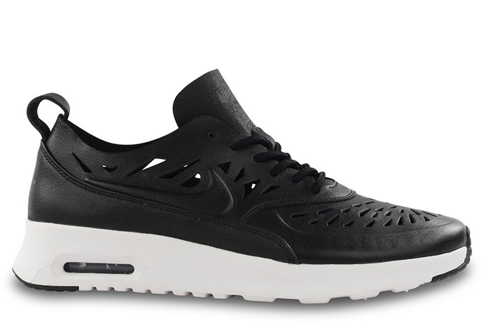 nike wmns air max thea joli black in black lyst. Black Bedroom Furniture Sets. Home Design Ideas
