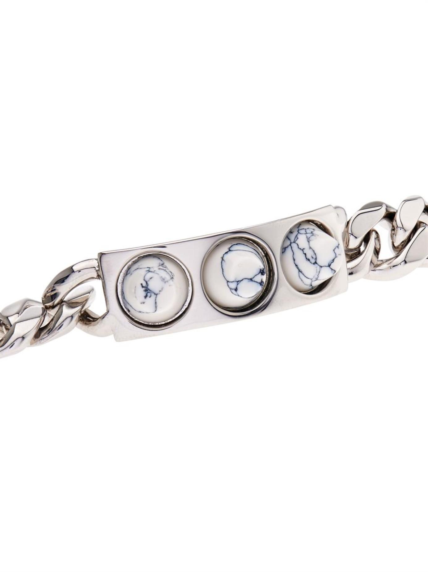 Paris Bracelet Chaîne Embelli Charme-balenciaga e7eDhA