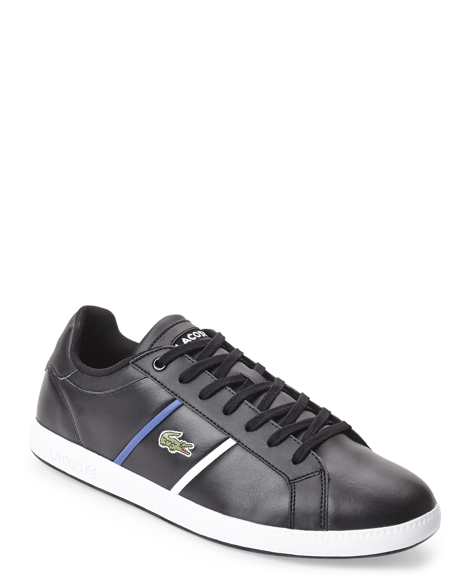 Us Paciotti Black Sport Shoes