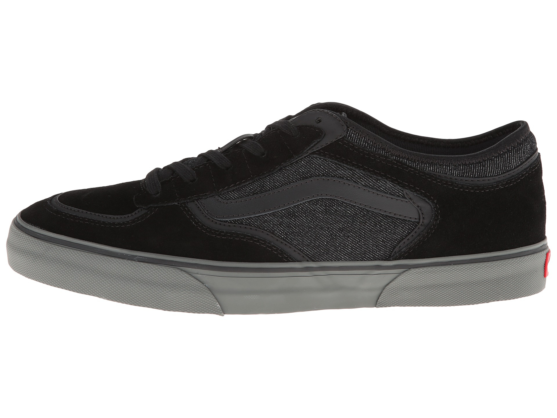 8048996e1e0bd9 Lyst - Vans Rowley Pro in Black for Men