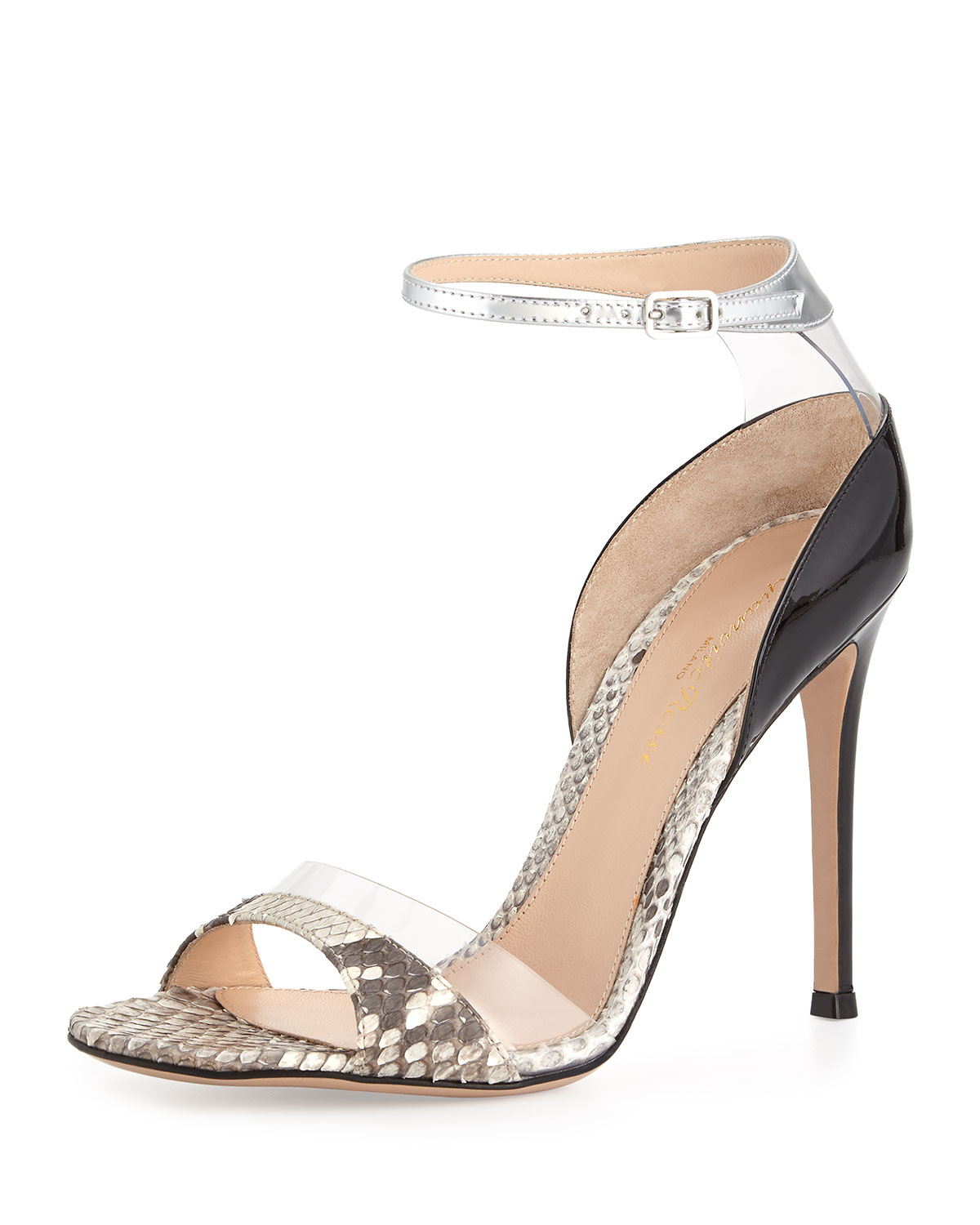 Gianvito Rossi Phillip Ankle Cuff Pumps popular sale online free shipping low cost low price sale online 8zZBwZ