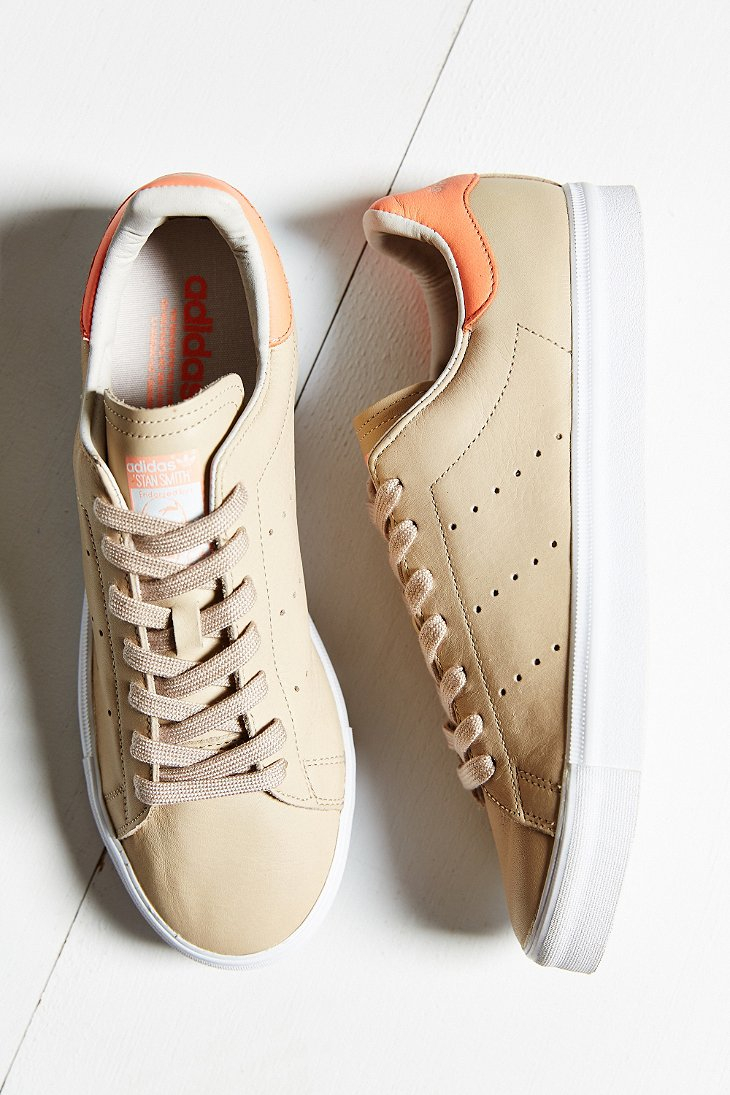 official photos 7f6bc ae488 ... discount code for gallery. previously sold at urban outfitters womens adidas  stan smith 56952 983cf