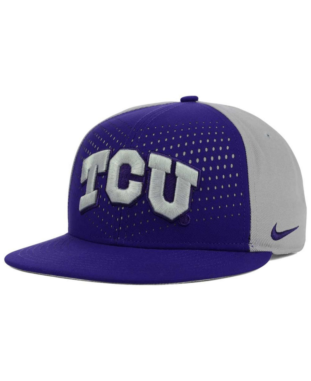 52a2d32a5b1f7d discount code for original nike space jam snapback mens running sport caps  95b81 3a21d  best price lyst nike tcu horned frogs true seasonal snapback  cap in ...