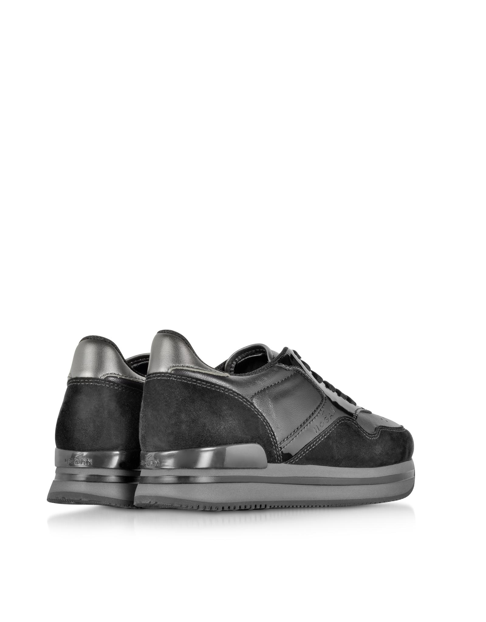 slip-on sneakers - Black Hogan eqiPP2PC