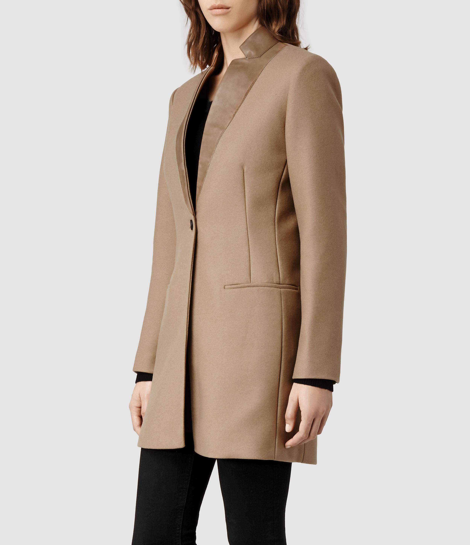 All saints coats womens