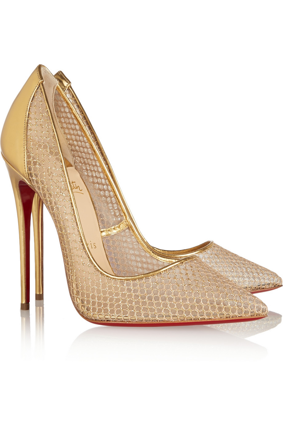 Christian Louboutin Glitter Shoes Uk