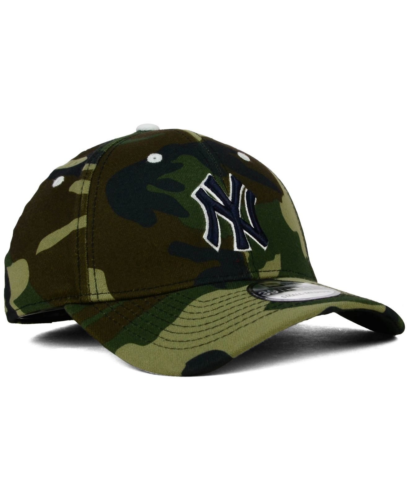 Lyst - KTZ New York Yankees Camo Classic 39thirty Cap in Green for Men ee6d3383767