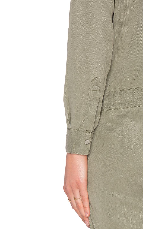 e7f65b748da Lyst - Etienne Marcel Long Sleeve Jumpsuit in Green