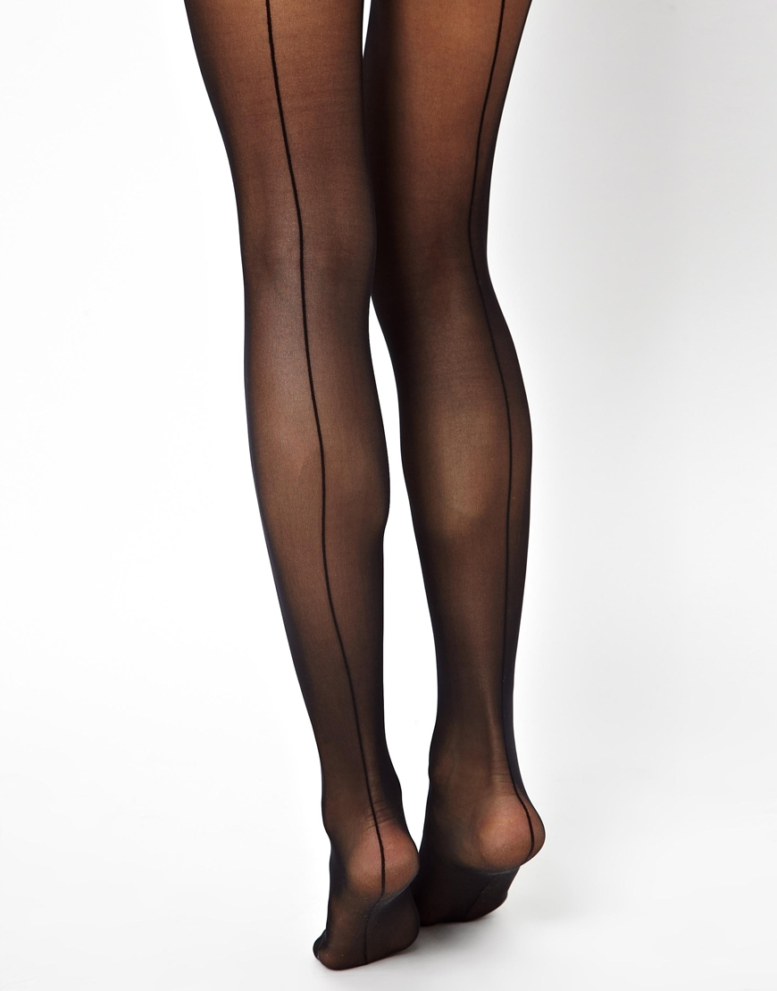 Outlet Excellent Black Individuel 10 Stockings Wolford Buy Cheap How Much aKLpxiaRAi