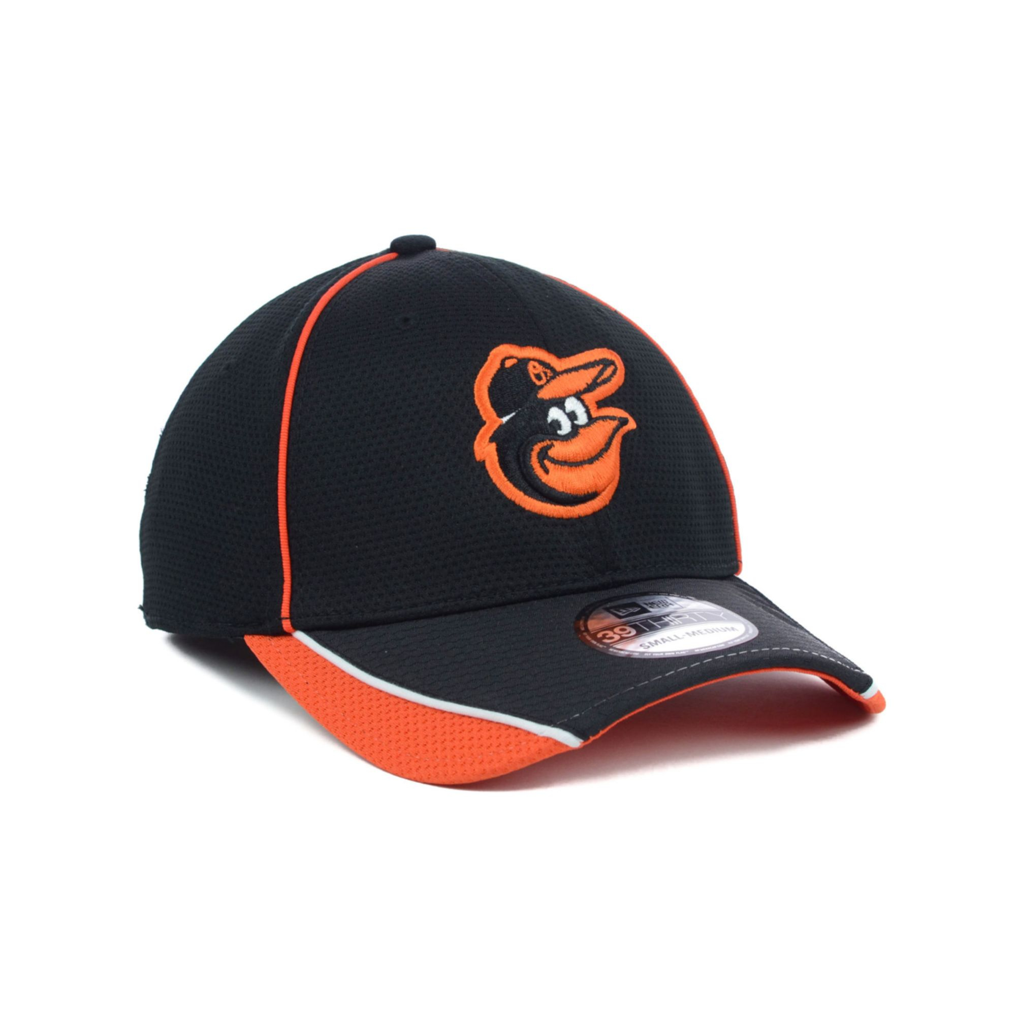 quality design 0d8a3 f25ae switzerland lyst ktz baltimore orioles mlb pipe slide 39thirty cap in black  7c0d8 52d34
