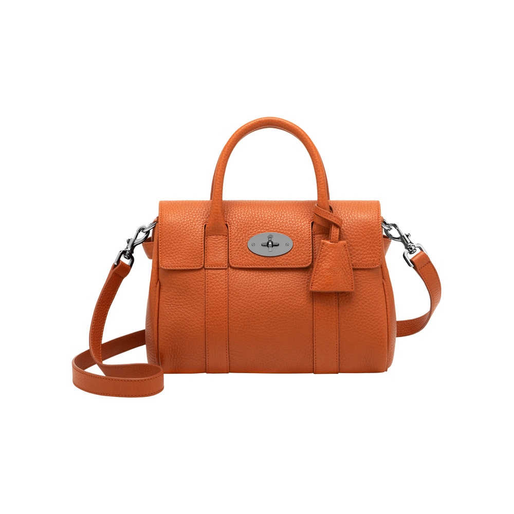 bc7c5abdcbe ... good gallery. womens mulberry bayswater 0de80 8fbdf canada mulberry  orange leather ...