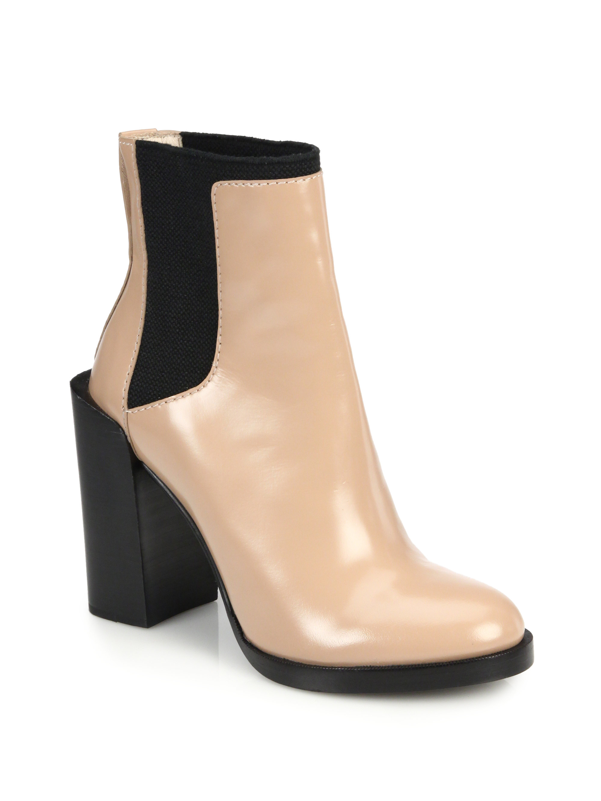 discount authentic online cheap cheap online 3.1 Phillip Lim Leather Pointed-Toe Ankle Boots discount cost with credit card sale online j6VCe7kg7