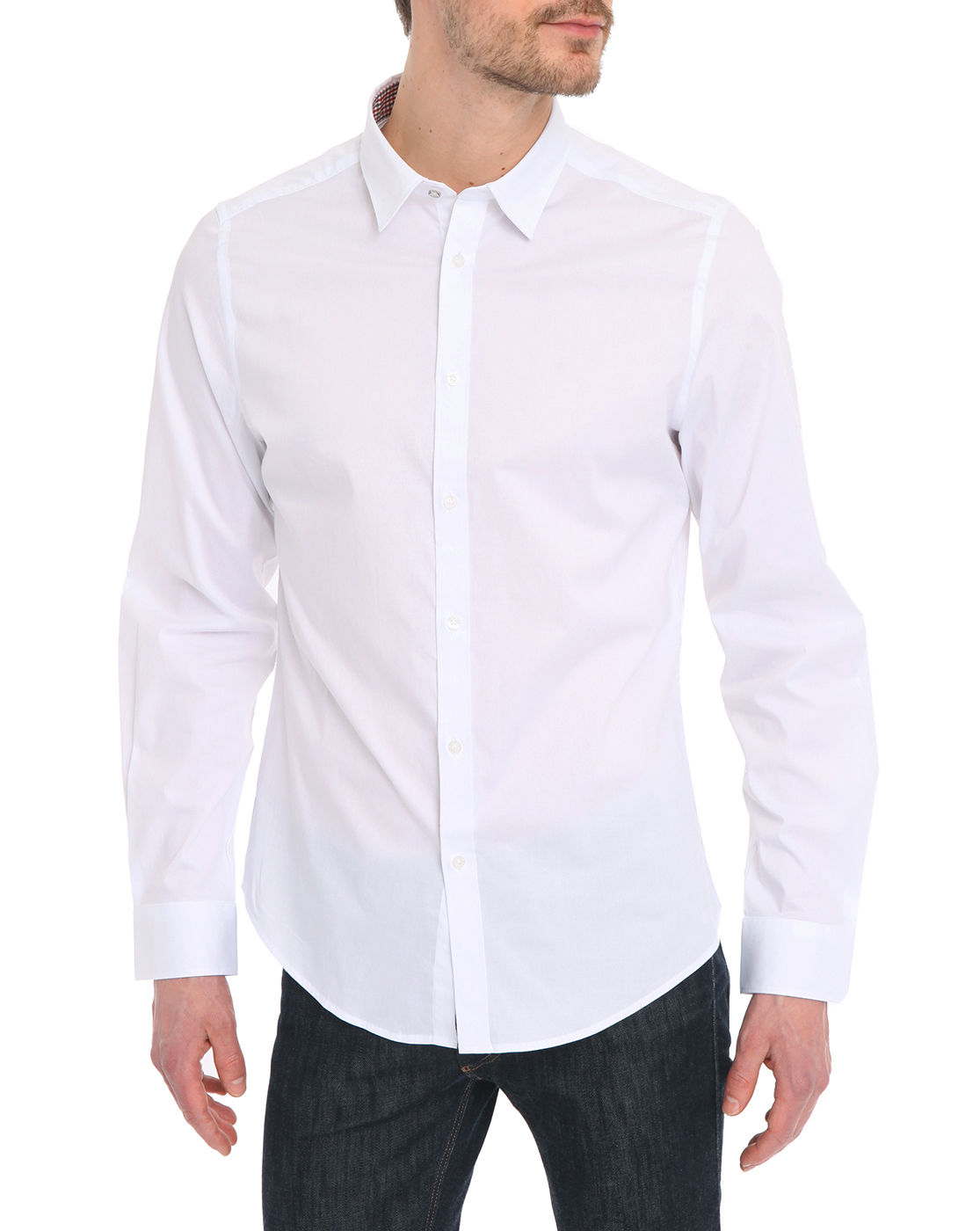 Enjoy free shipping and easy returns every day at Kohl's. Find great deals on Mens White Stretch Dress Shirts Slim Tops at Kohl's today!