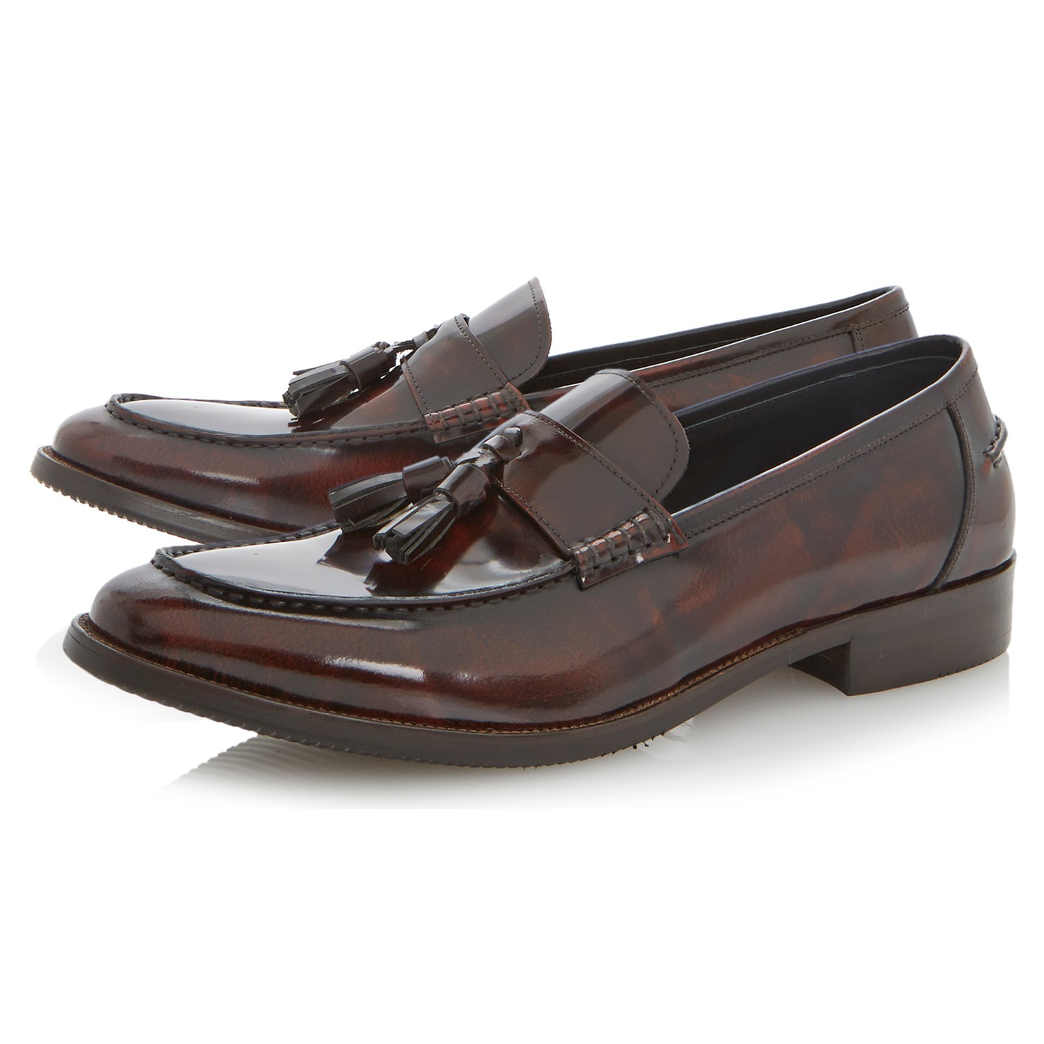 Dune Loafers In Leather fPbjE0