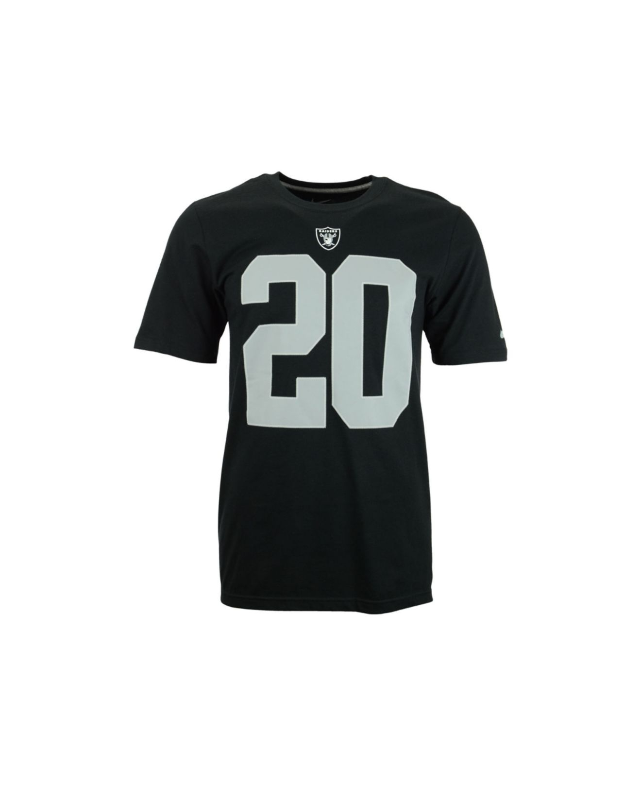 Lyst - Nike Men s Darren Mcfadden Oakland Raiders Pride Name And ... b101002f1