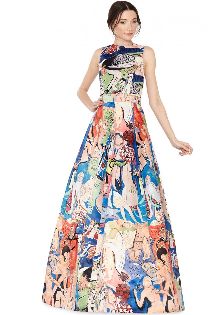 White Prom Dresses Alice Olivia – fashion dresses