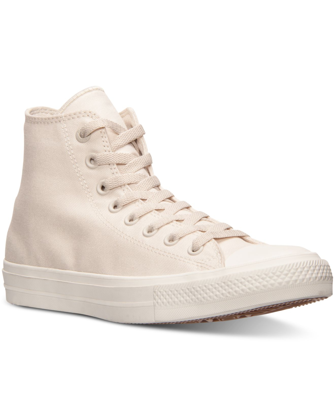 Converse Men's Monochrome Chuck Taylor Hi Top Casual Sneakers from Finish Line 8j42mr1u