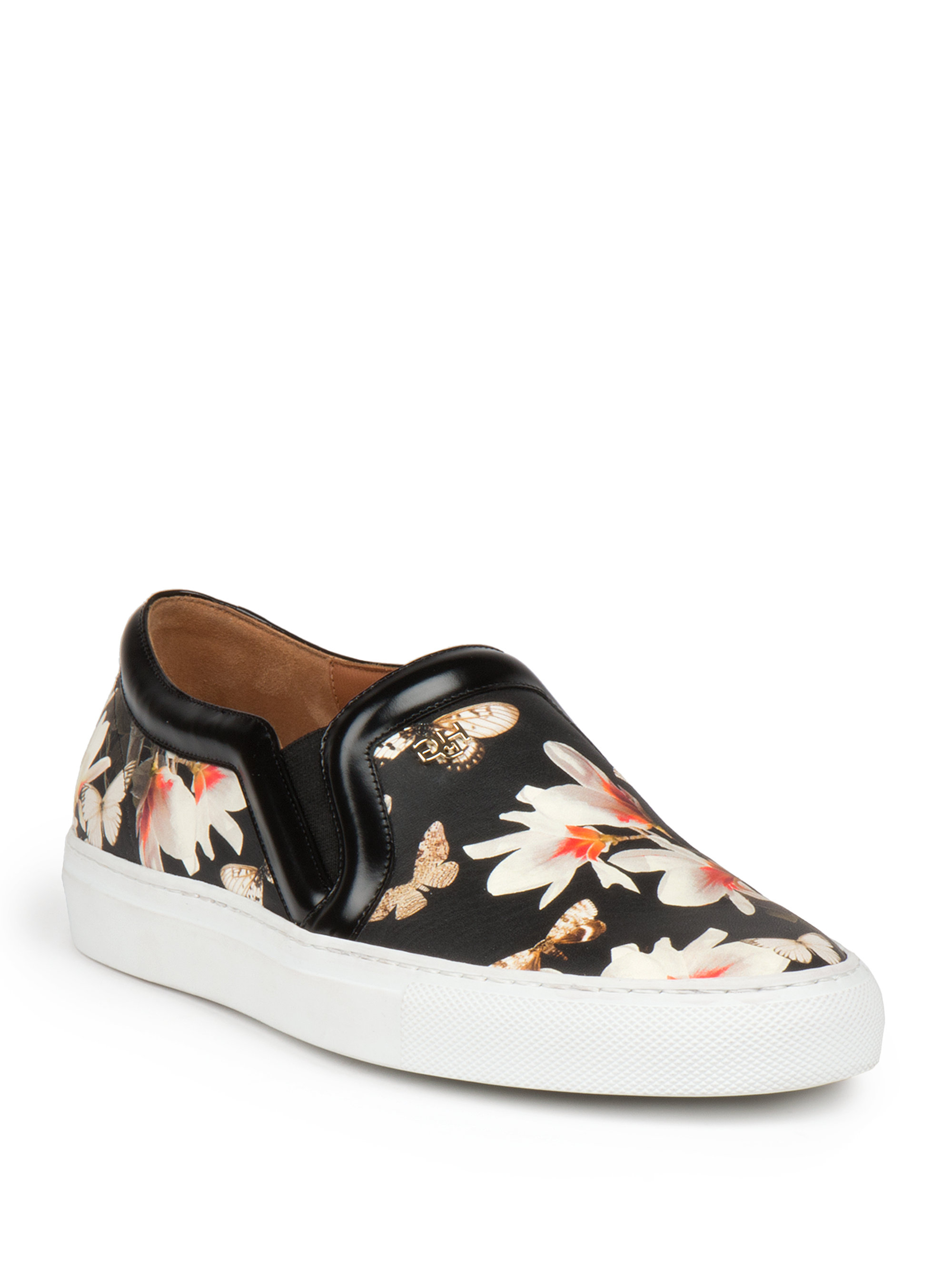 Givenchy Leather Skate Shoes
