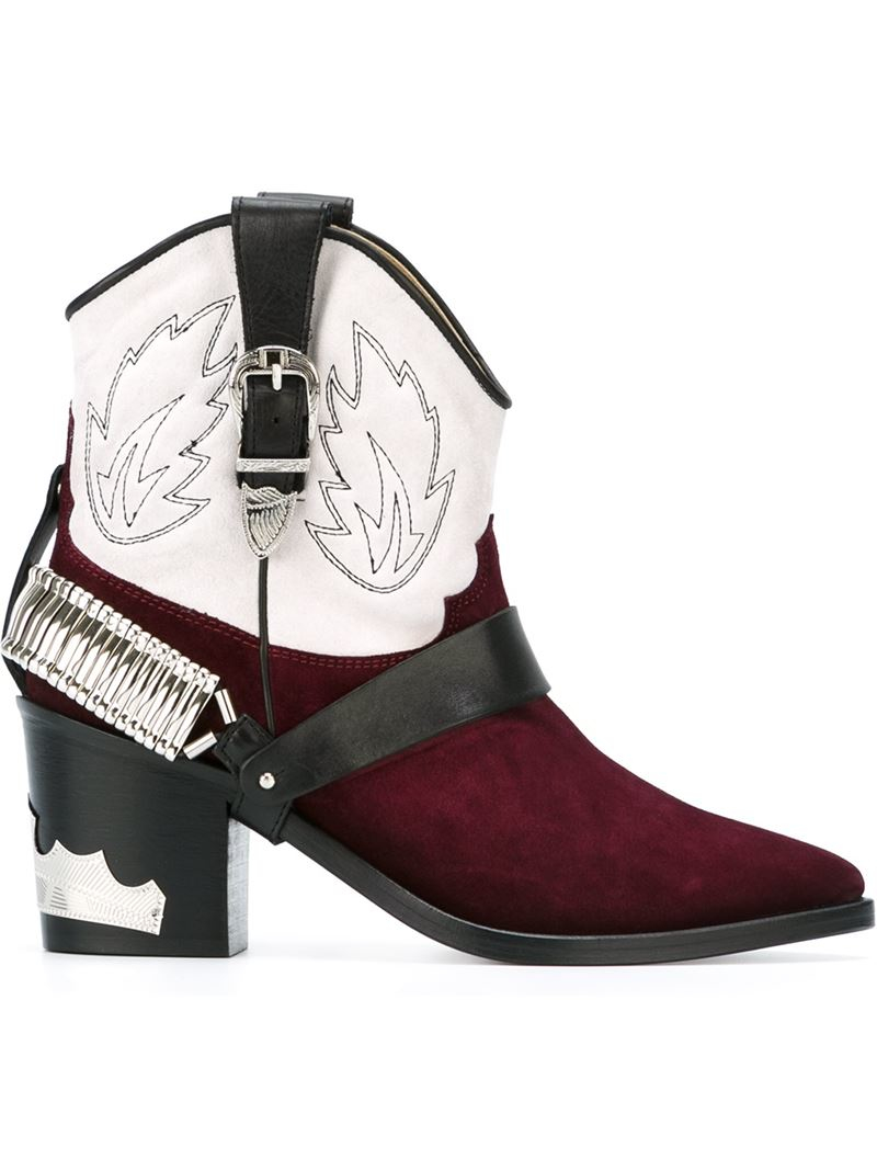 Texan ankle boots Toga Archives 9IE9k
