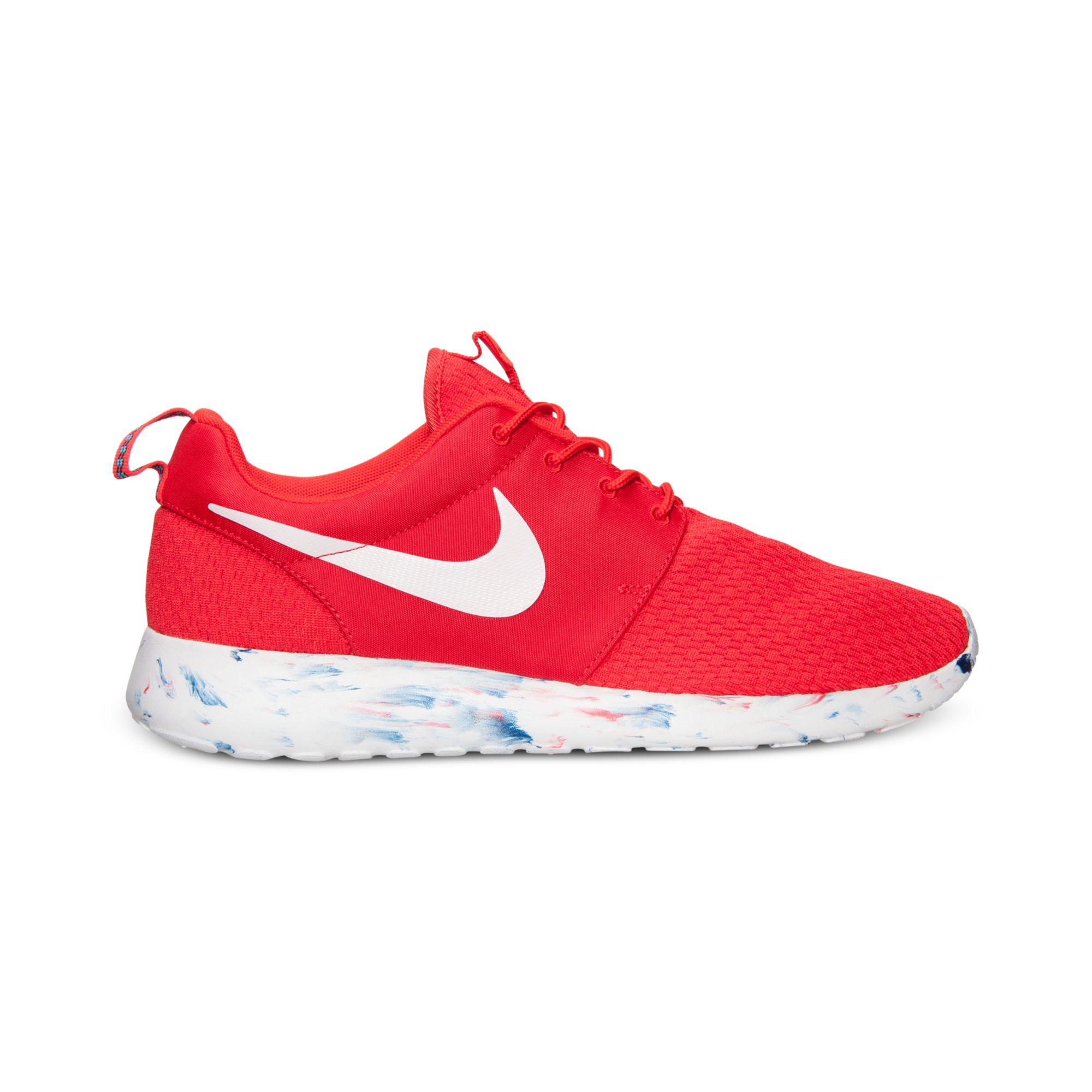 Mens Nike Roshe Run Slip On Casual Shoes