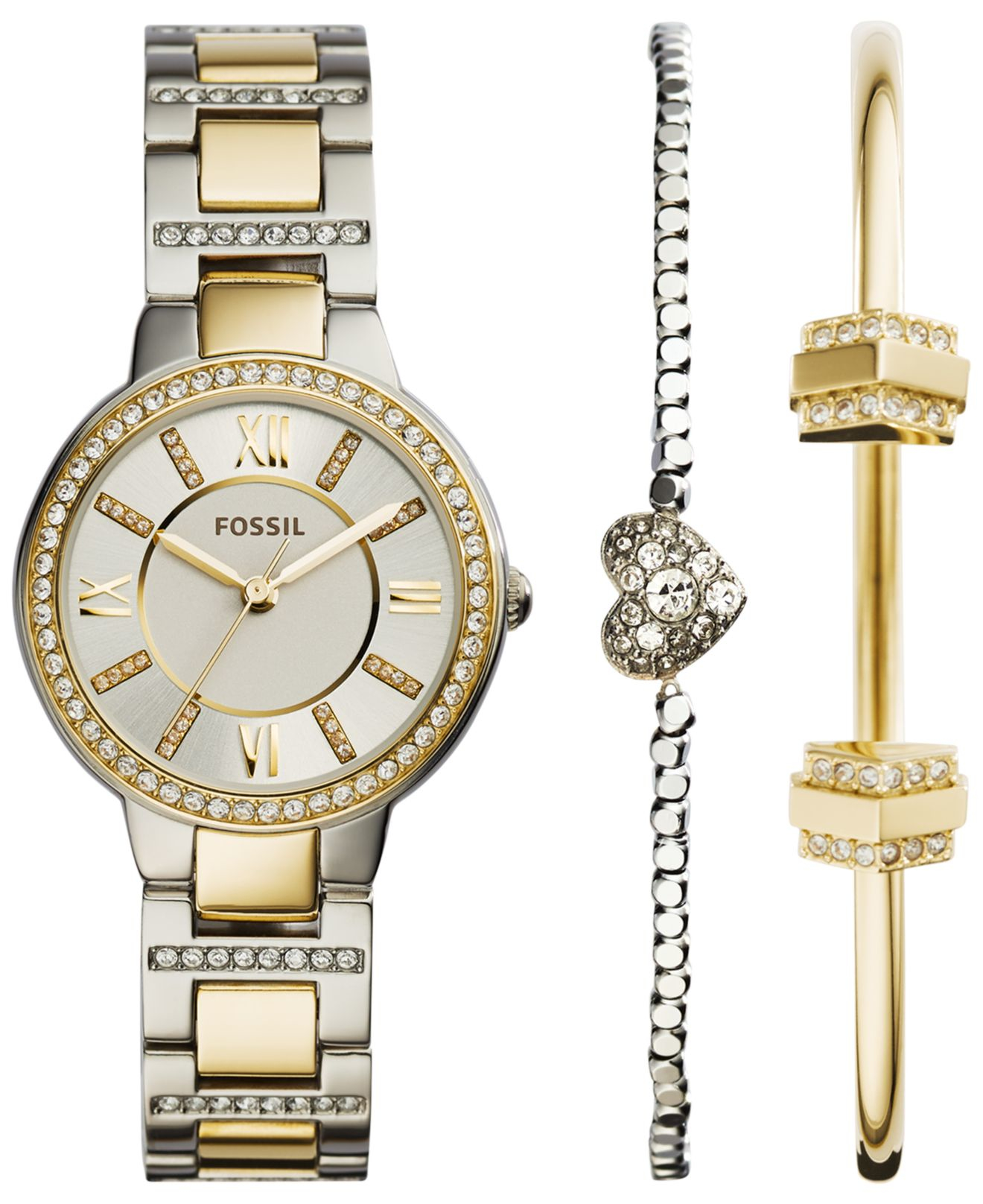online armani watches watch crystal buyarmani s bracelet johnlewis at main women rsp strap pdp silver exchange