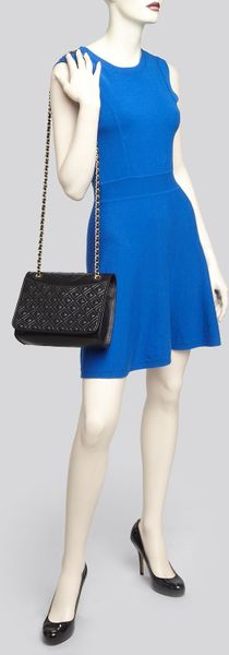 Quilted Flap Shoulder Bag 102