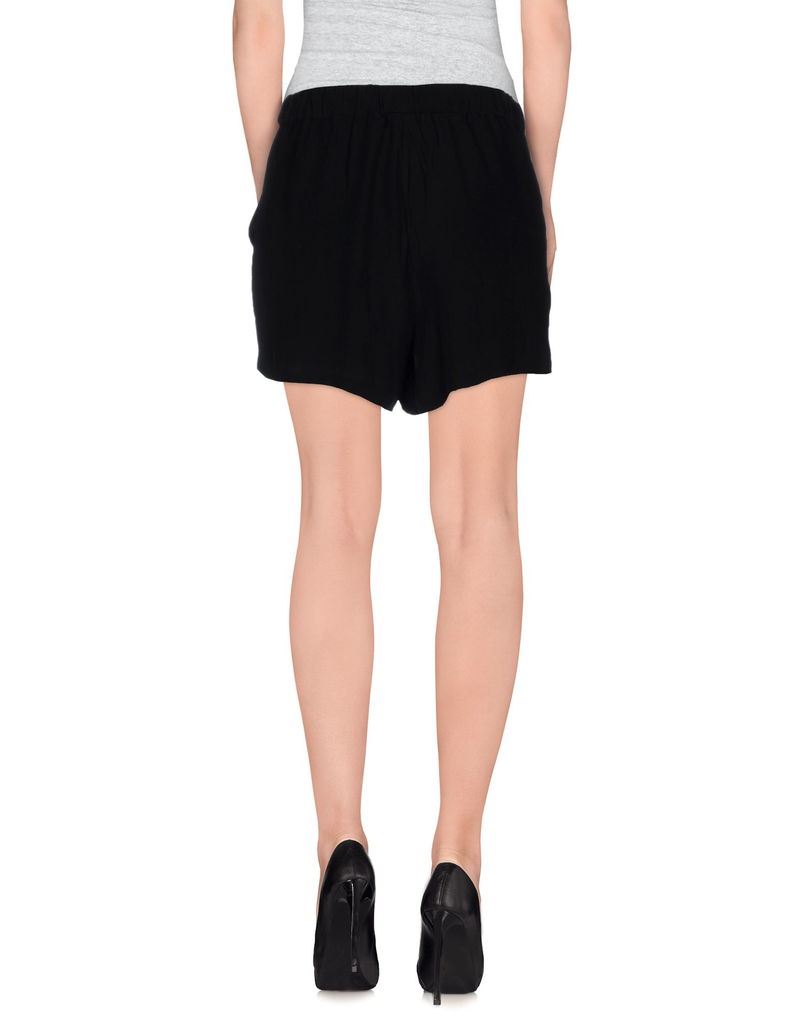 Lyst Selected Shorts In Black