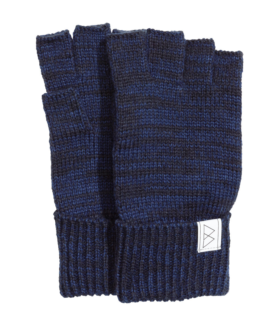 Fingerless gloves h m - Gallery Men S Knitted Gloves