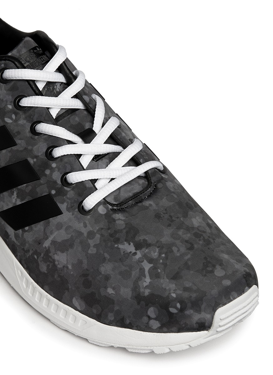 a73d51341 Lyst - White Mountaineering X Adidas Originals  zx Flux  Snow ...