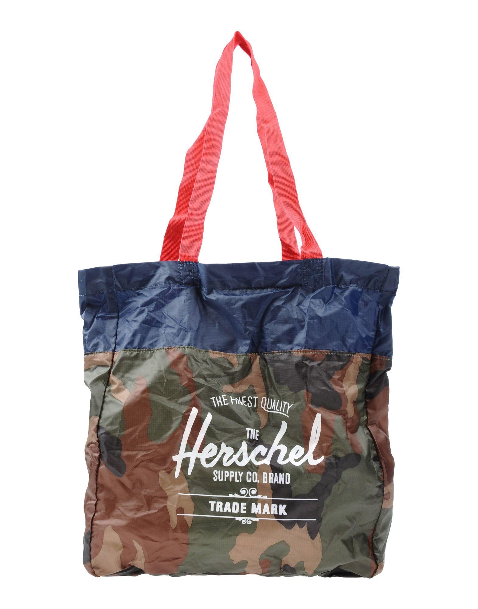 Lyst Herschel Supply Co Shoulder Bag In Green