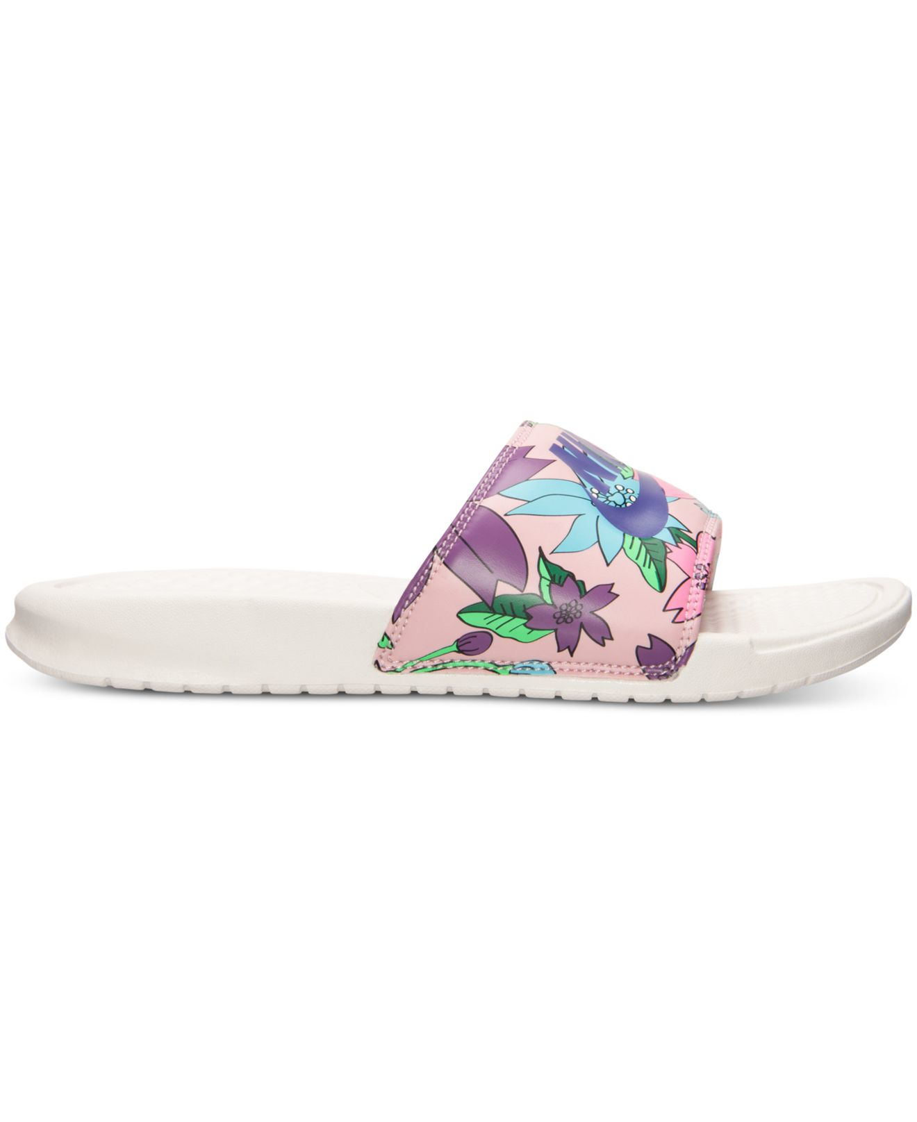 competitive price 2423c ce3ee Gallery. Previously sold at  Macy s · Women s Nike Benassi ...