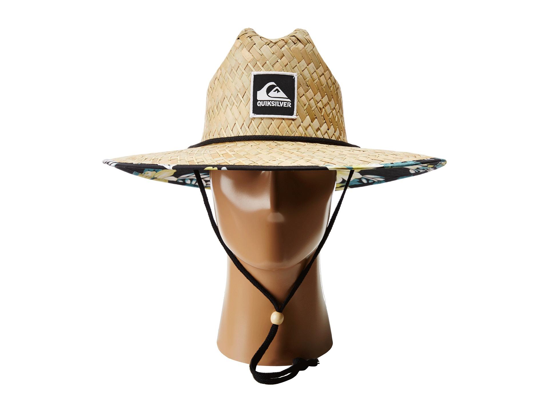 477cb052 Quiksilver Outsider Hat in Black for Men - Lyst