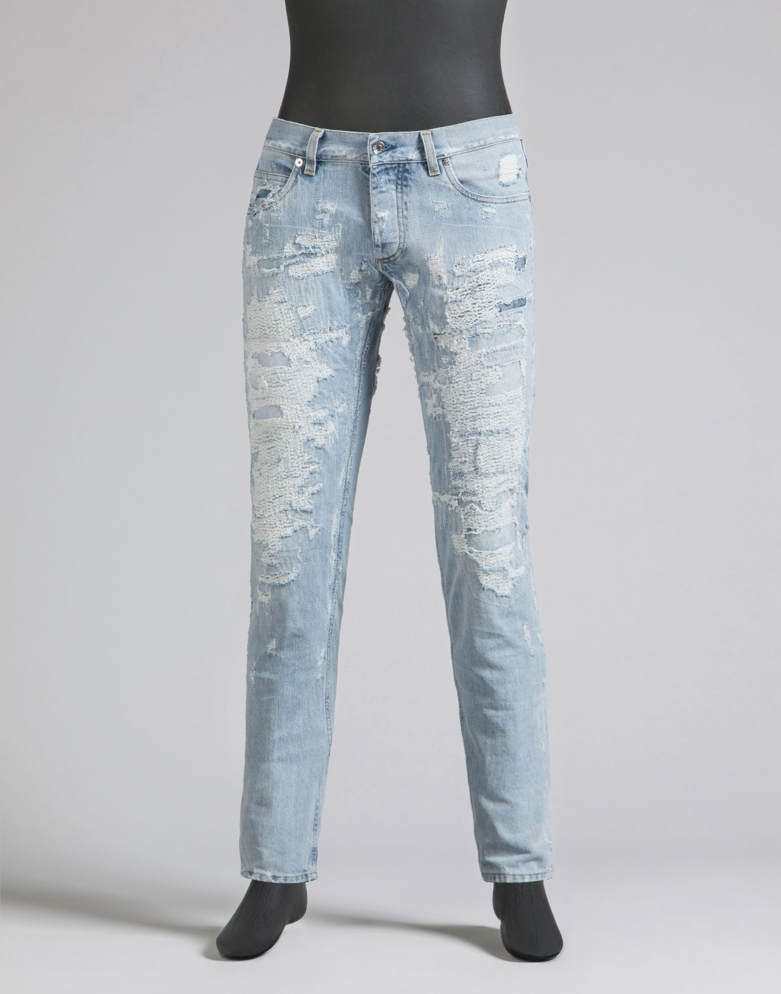 Skinny jeans Dolce & Gabbana 2X1Pu3tMhg