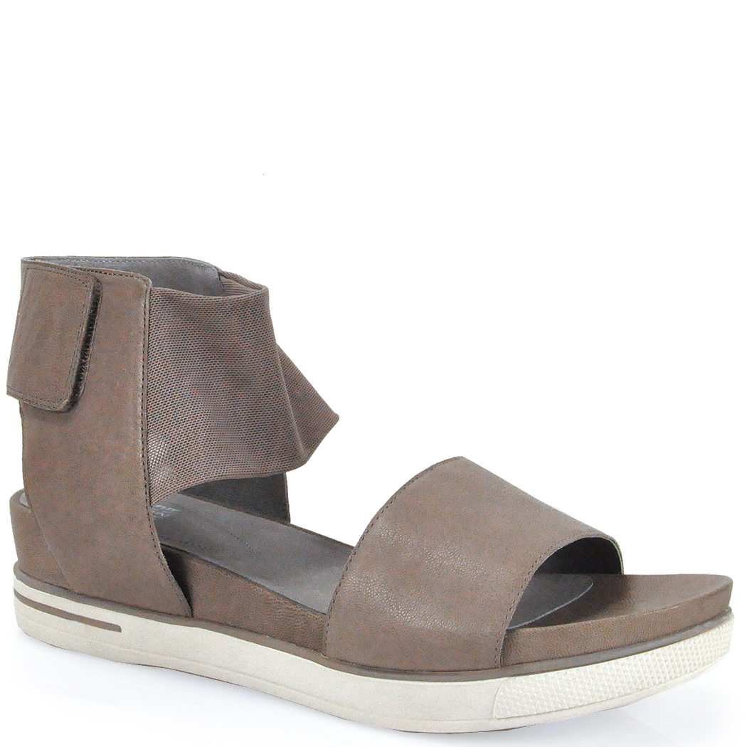 aa41cf1a825 Eileen Fisher Platform Sandal In Brown