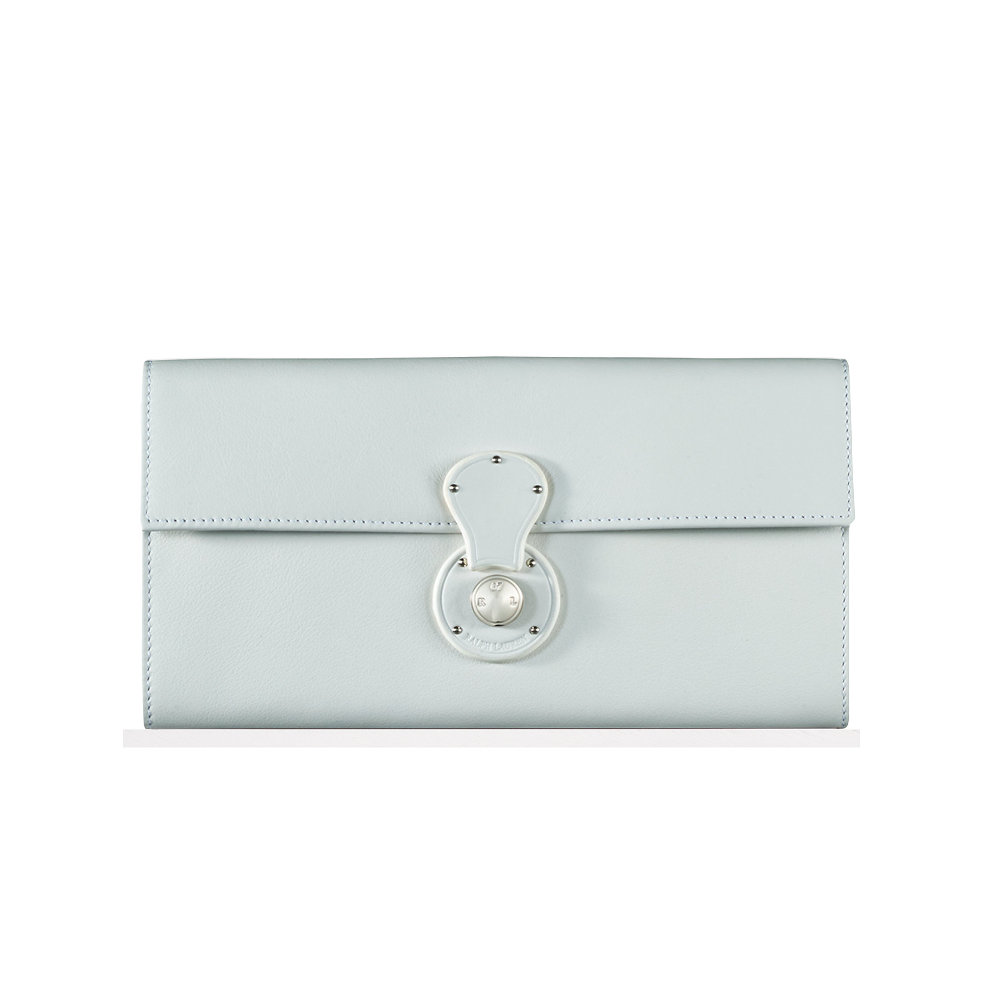 aa03f189bd6 Lyst - Pink Pony Soft Ricky Continental Wallet in White