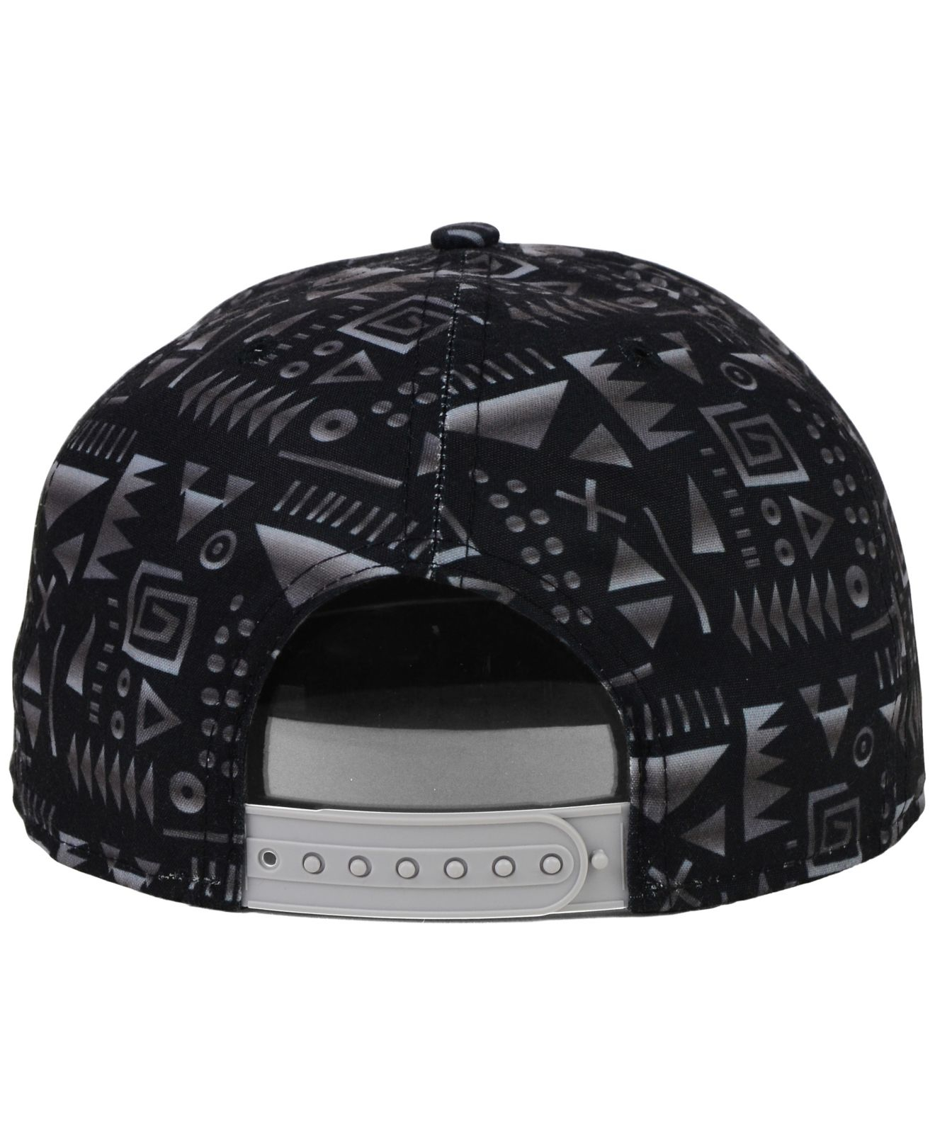 a4dcd4b68c8 ... new zealand lyst ktz chicago white sox geo 9fifty snapback cap in black  for men e50a1