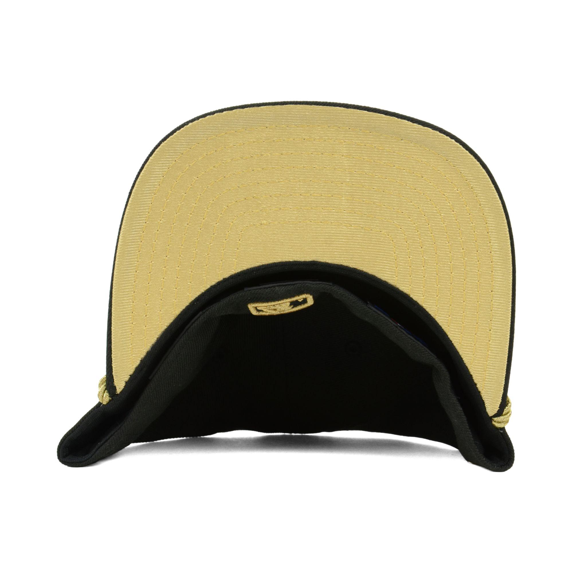 ... buy homepage chapel hats lyst ktz minnesota twins hall aframe 59fifty  cap in black for men 1b00f9e154f