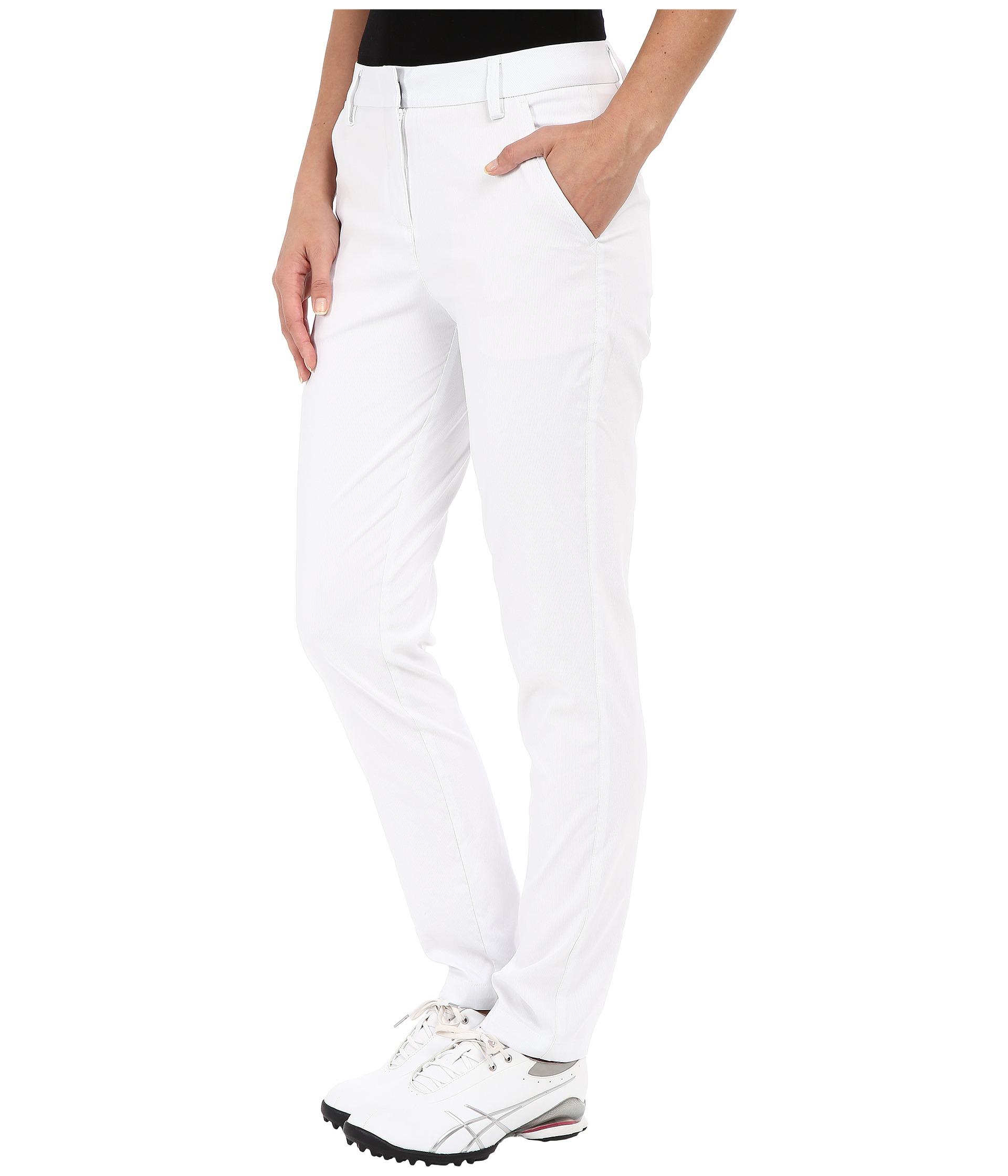 fbd19827d2ca Lyst - PUMA Pounce Pants in White