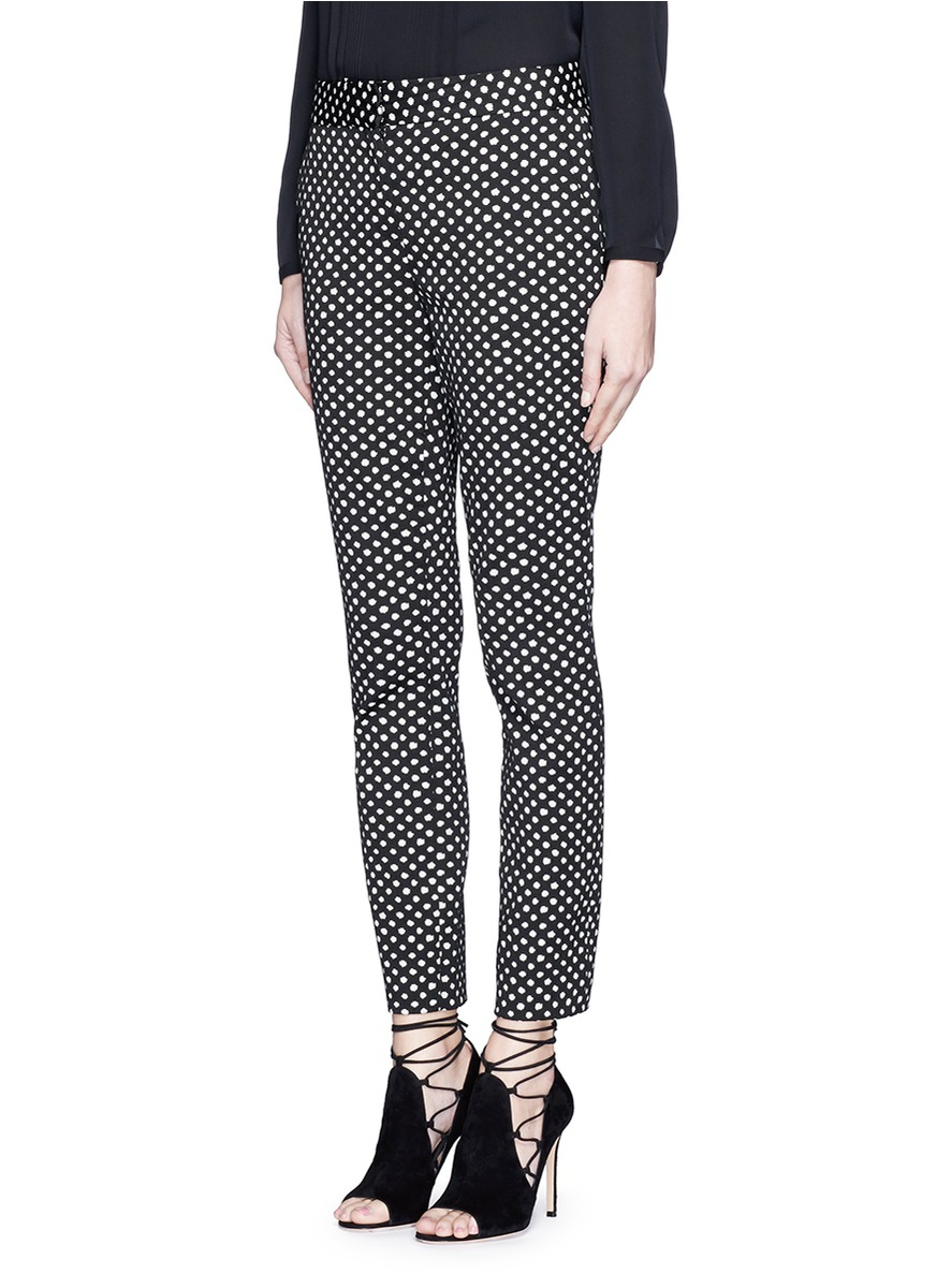 tailored trousers - Black Diane Von Fürstenberg zQirlI