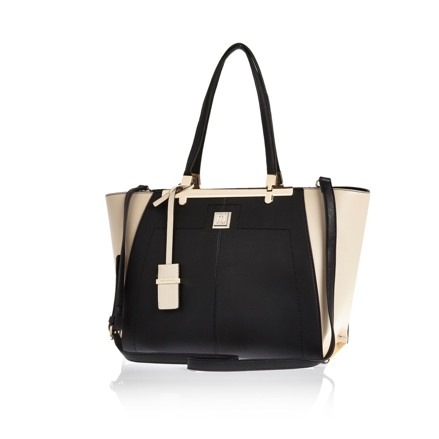 Black River Island Tote Bag