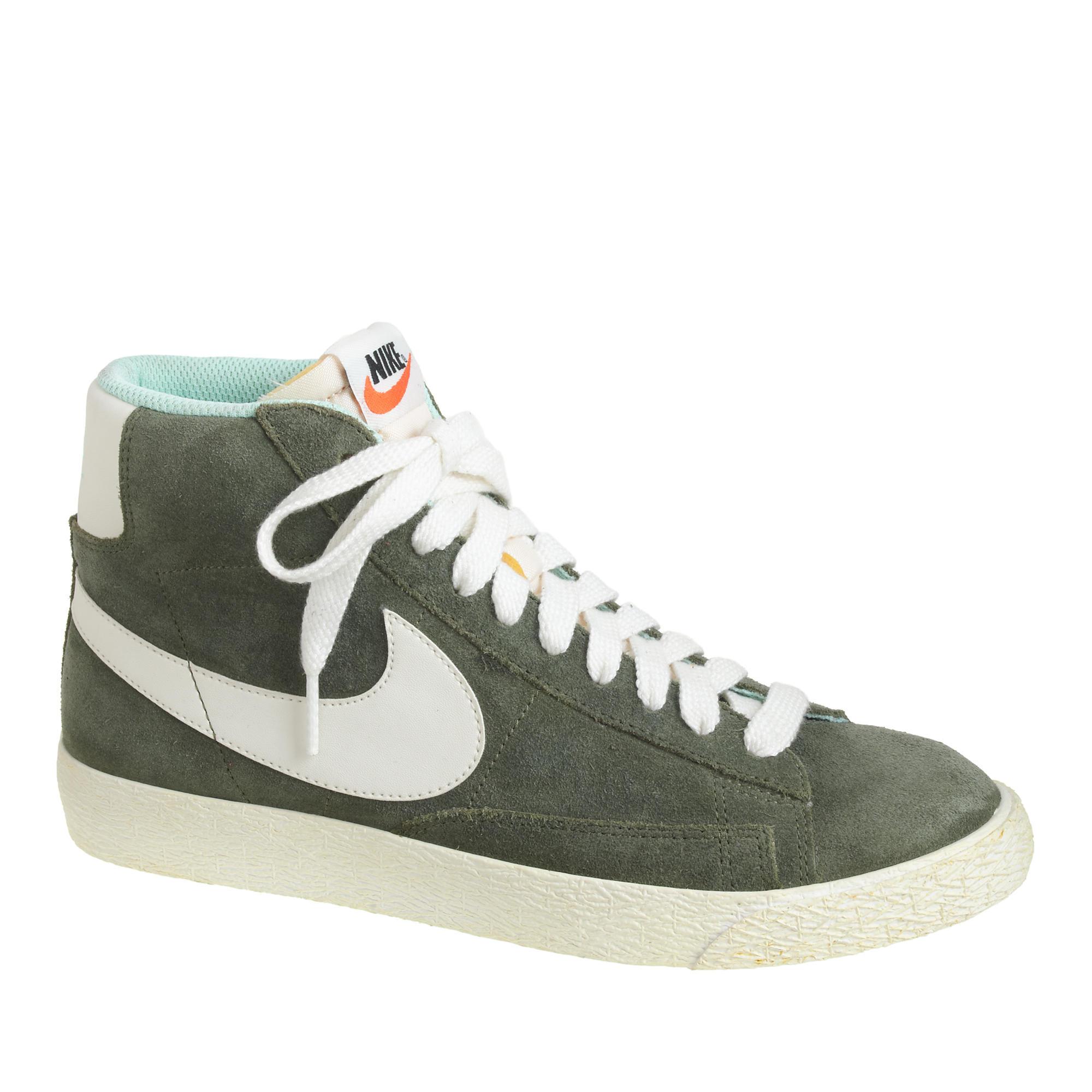 release date 880f5 0057b closeout nike blazer green vintage 766c3 1711b