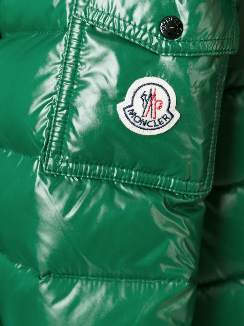 moncler bady green
