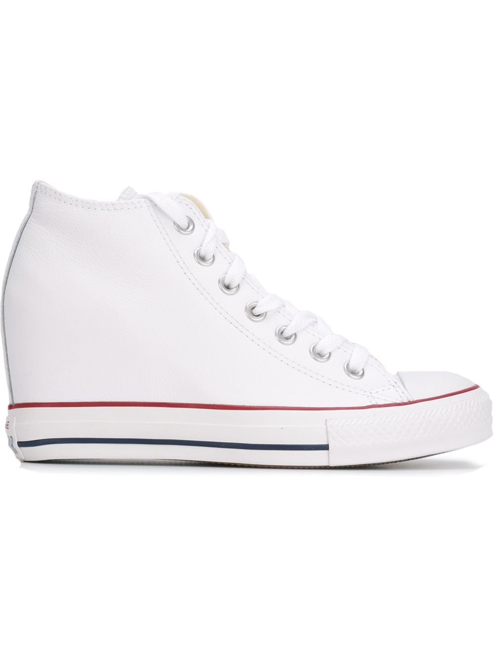 c880818a23a Gallery. Previously sold at  Farfetch · Women s Wedge Sneakers Women s  Converse Chuck Taylor ...