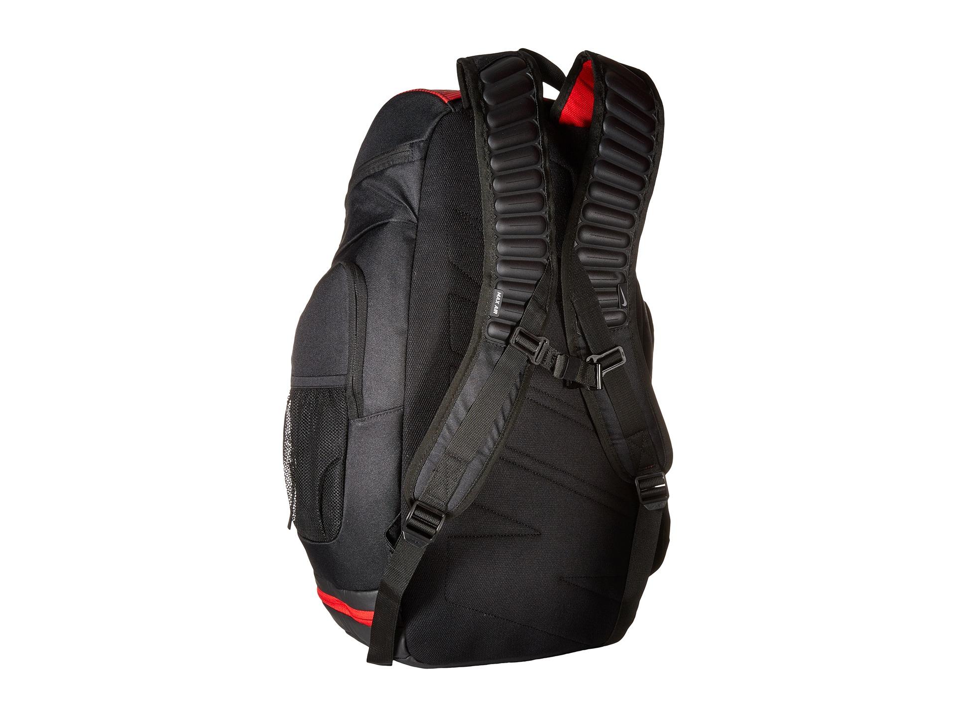 Lyst - Nike Hoops Elite Max Air Backpack Gr in Red a80bb3514